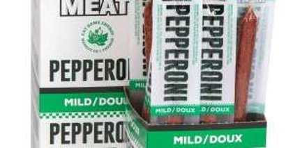 Great Canadian Meat Pepperoni Singles: Mild 22g