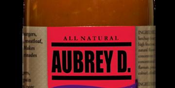 Aubrey D./Rebel: JALAPEÑO KETCHUP (375g)