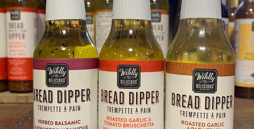 Bread Dipper - Herbed Balsamic (150ml)