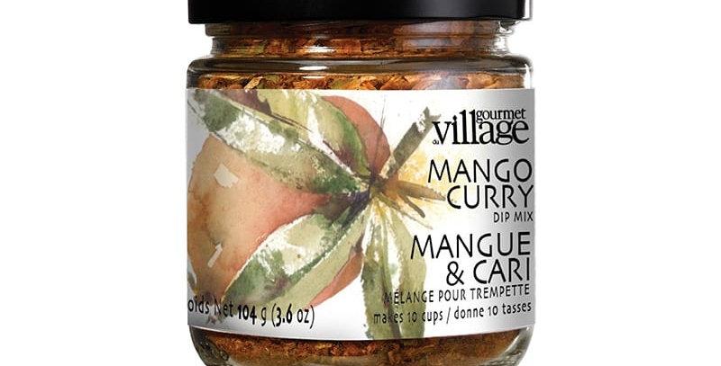 Gourmet Village: Mango Curry Dip Mix(104g)