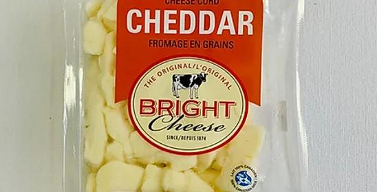 Sheldon Creek Cheese Curds - White Cheddar