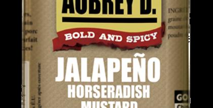 Aubrey D./Rebel:  JALAPEÑO HORSERADISH(375g)