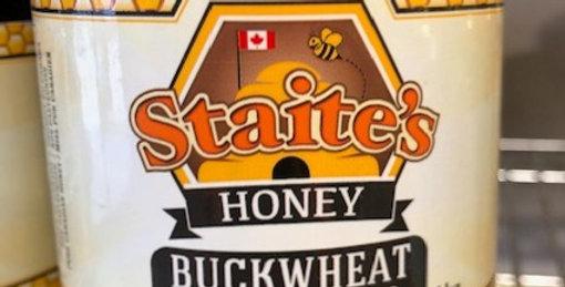 Staties Honey - Buckwheat 1kg