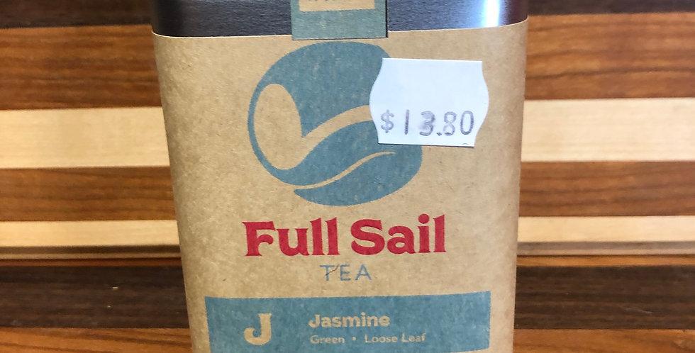 Full Sail Tea: Jasmine(100g)