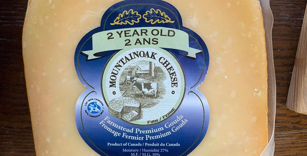 Mountainoak Cheese - 2 Year Old Gouda