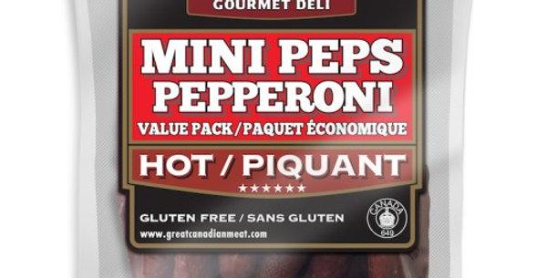 Kurtzie's Mini Peps: Hot