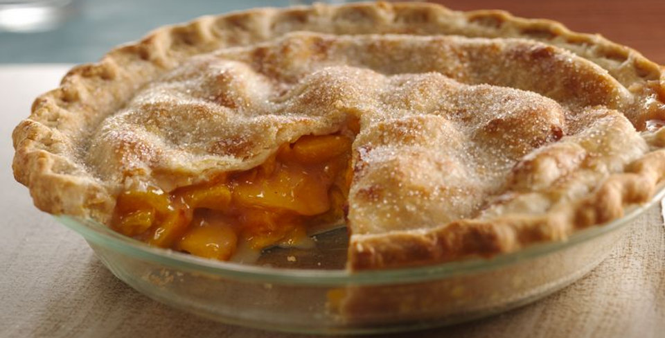 Peach Pie (Frozen)