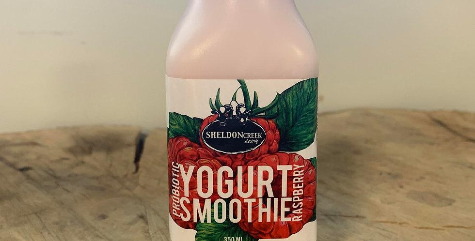 Sheldon Creek Raspberry Yogurt Smoothie (350ml)