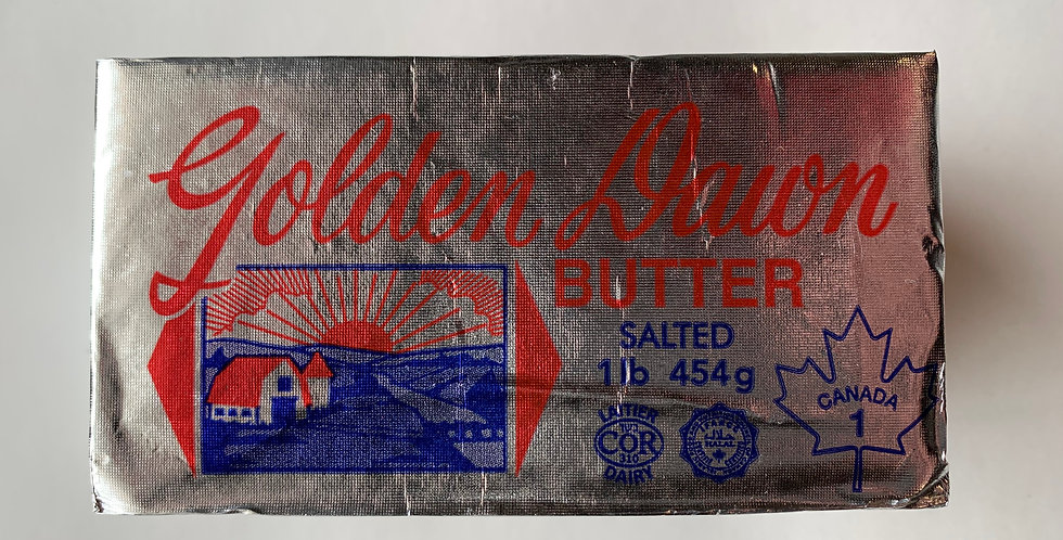 Sheldon Creek Salted Butter