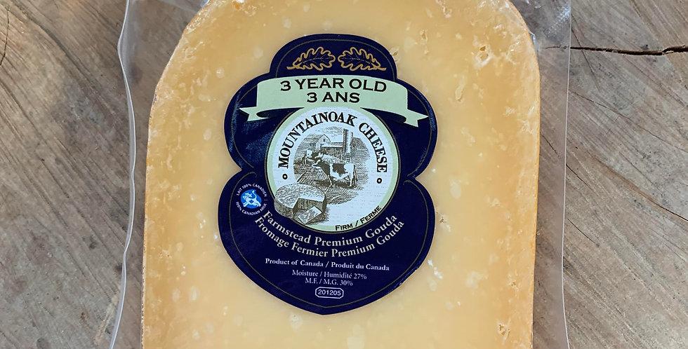 Mountainoak Cheese - 3 Year Old Gouda