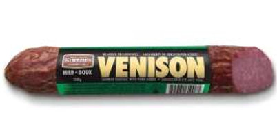 Great Canadian Meat Dried Salami: Mild Venison