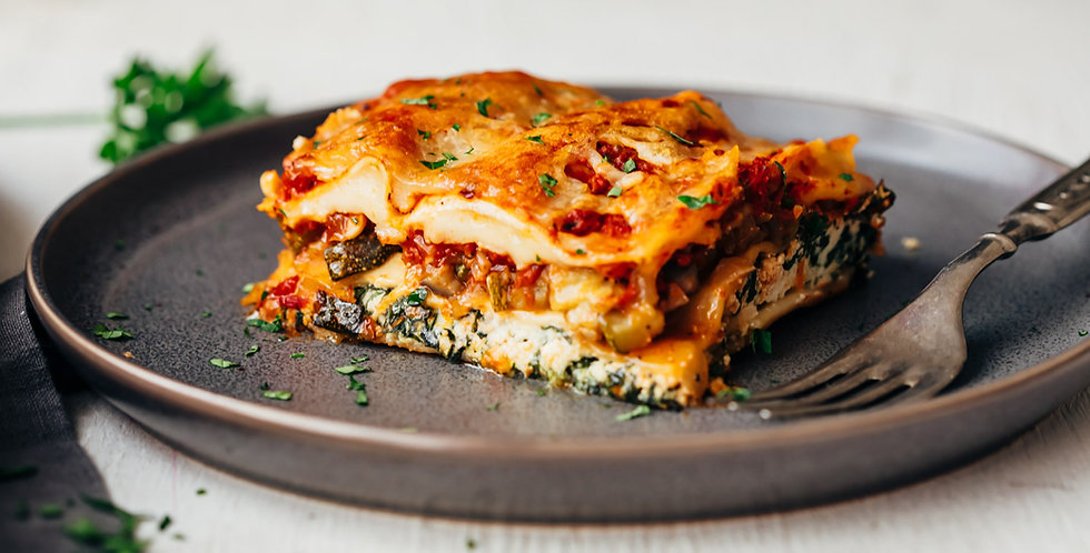 Baxter's Vegetarian Lasagna (frozen)900g