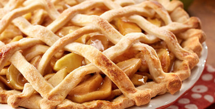 Apple Caramel Pie (Frozen)