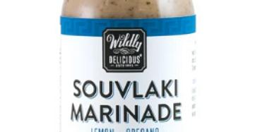 Wildly Delicious Lemon & Oregano Greek Souvlaki Marinade