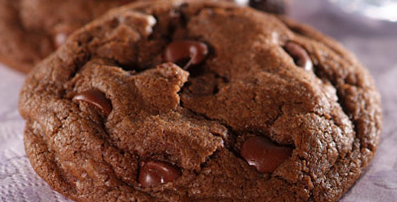 Double Chocolate Cookies (pack of 8)