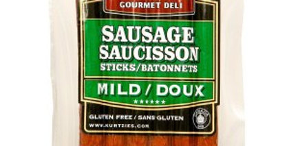Kurtzie's Sausage Sticks: Mild 150g