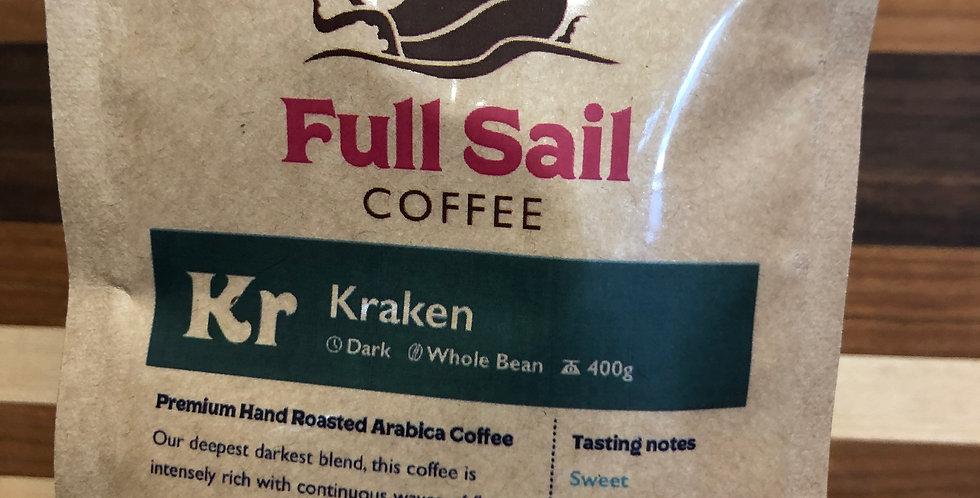 Full Sail Coffee: Kraken(Ground)(400g)
