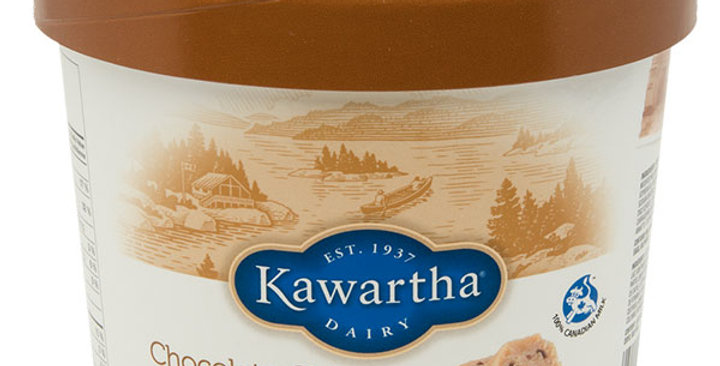 Kawartha Choc Chip Cookie Dough 1.5L