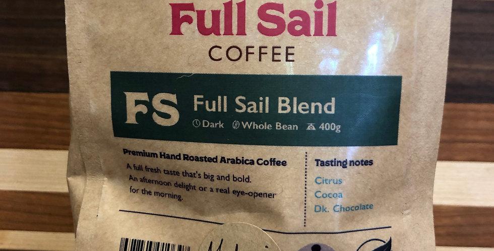 Full Sail Coffee: Full Sail Blend(Ground)(400g)