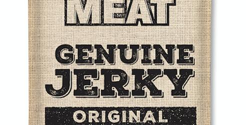 Great Canadian Meat Beef Jerky: Original, 34g