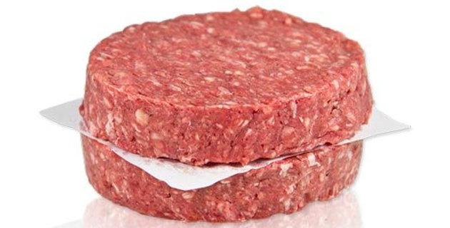 Burger Beef Chuck 6oz (Pack of 6) (Frozen)