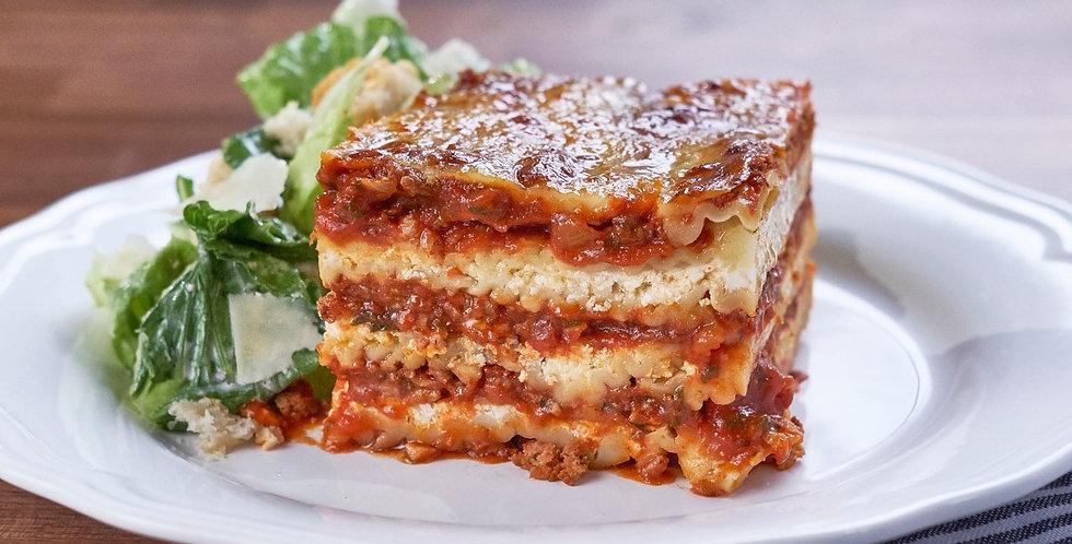 Baxter's Meat Lasagna(frozen)900g