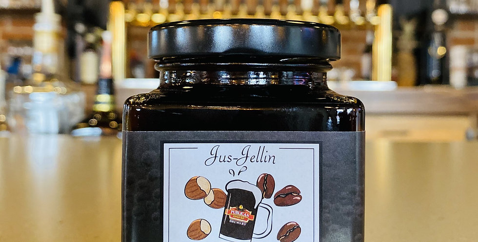 The Publican House: Hazelnut Coffee Stout Beer Jelly