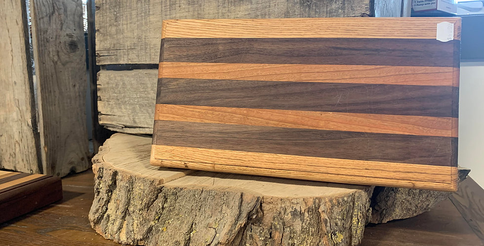 Wooden Cutting Board - Small