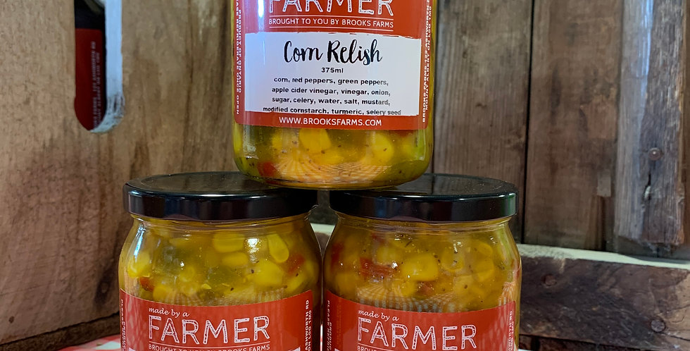 Corn Relish 375ML
