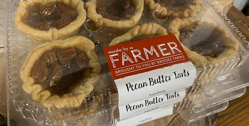 Pecan Butter Tarts