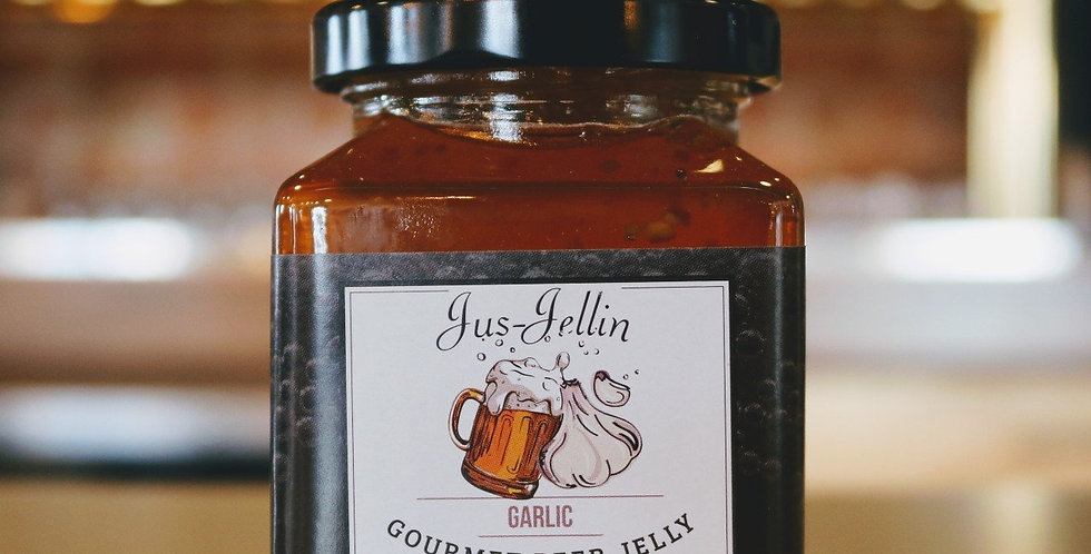 The Publican House: Garlic Beer Jelly(190ml)