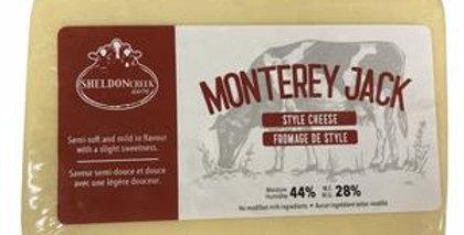 Sheldon Creek Monterey Jack Cheese(454g)