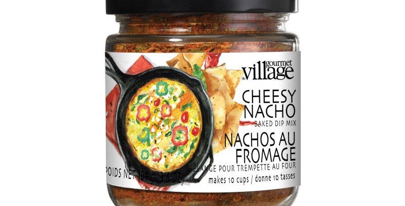 Gourmet Village Cheesy Nacho Dip Mix(125g)