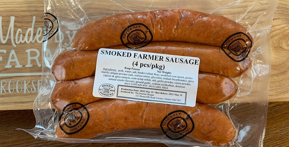 Smoked Farmers Sausage - Fresh