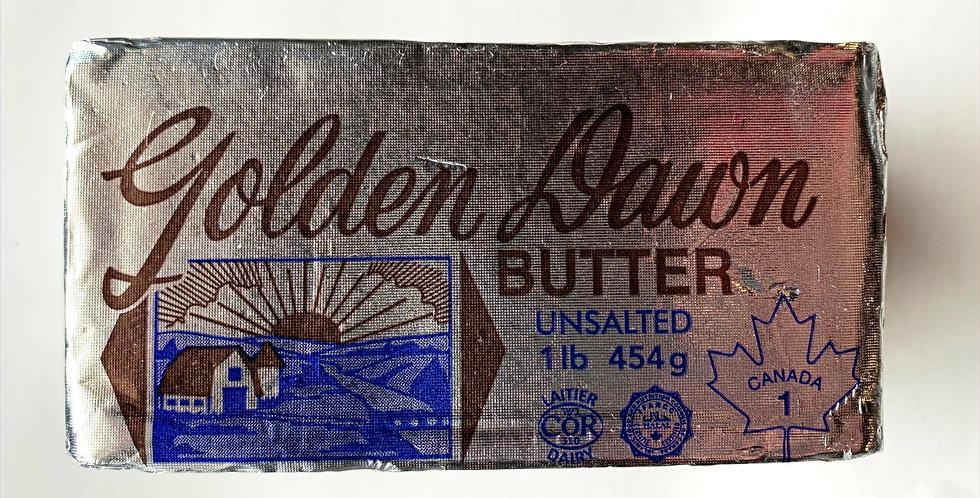 Sheldon Creek Unsalted Butter