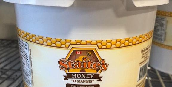 Staites Honey - Wildflower (3kg)