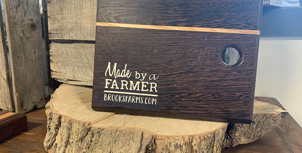 Wooden Charcuterie Board - Small