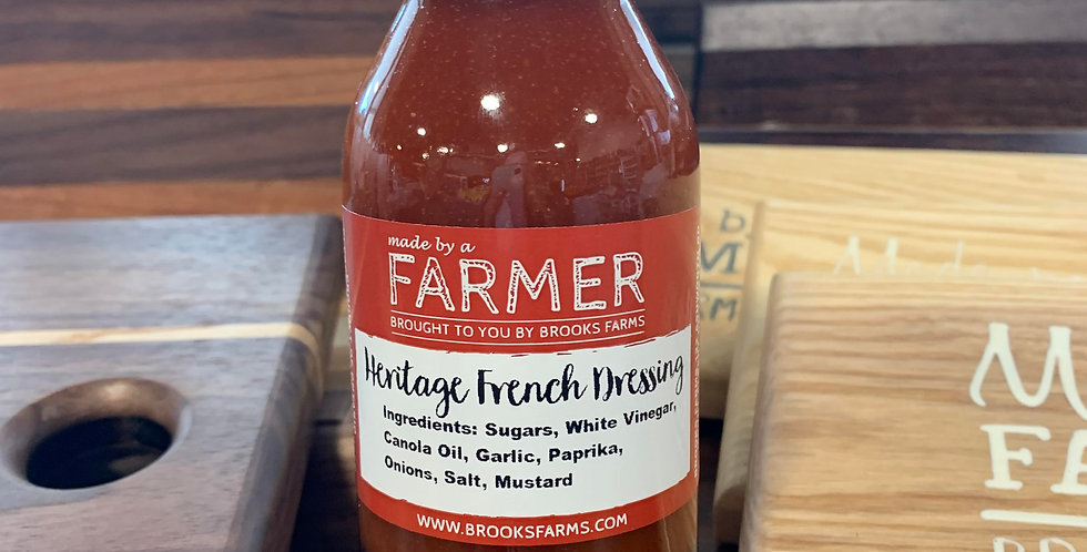 Heritage French Dressing