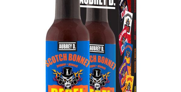 Rebel: Scotch Bonnet Sauce(150ml)