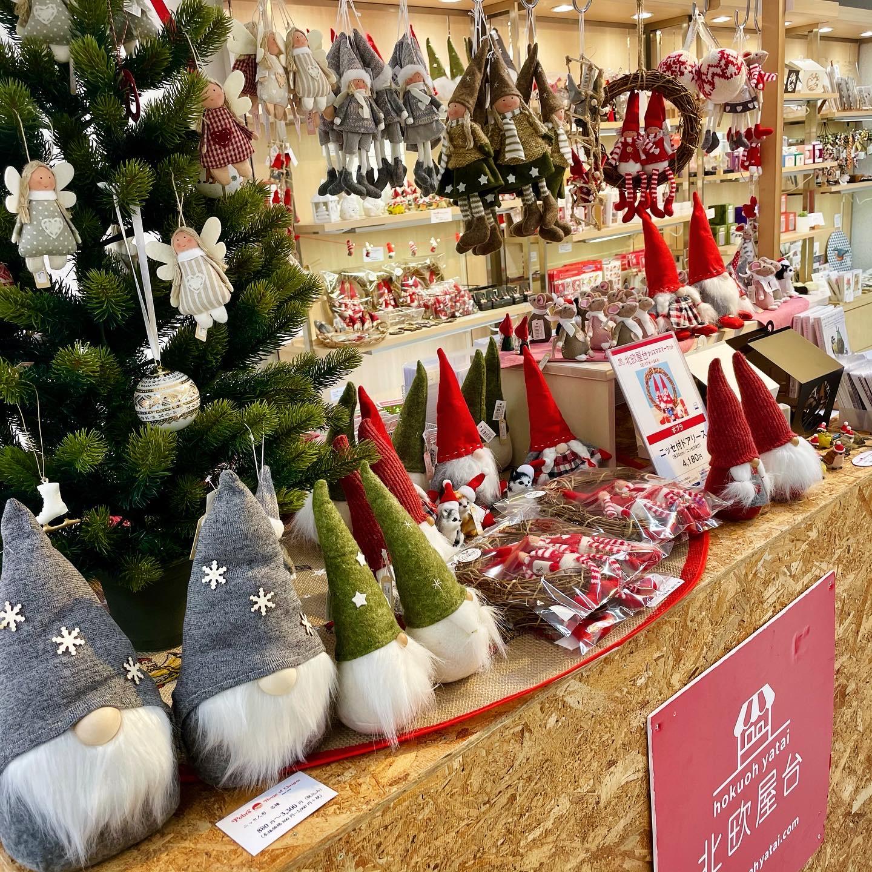 北欧屋台 クリスマスマーケット 池袋東武 2020