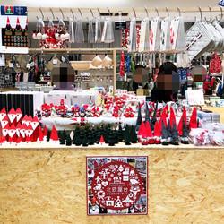北欧屋台 クリスマスマーケット 福岡三越