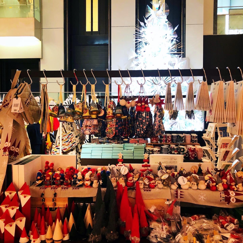 北欧屋台 クリスマスマーケット ミッドランドスクエア
