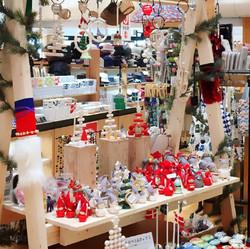 北欧屋台 クリスマスマーケット in 京急百貨店
