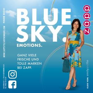 BLUE SKY EMOTIONS