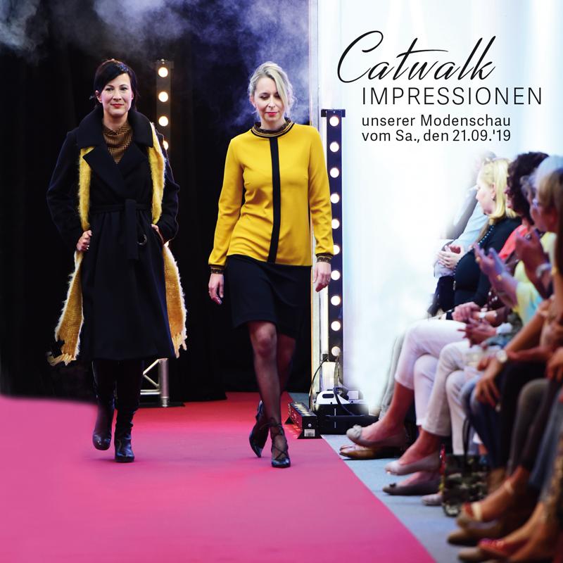 Catwalk Impressionen