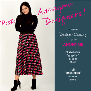 Psst: Anonyme Designers!