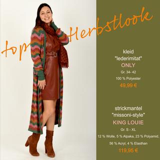 Top Herbst-Look