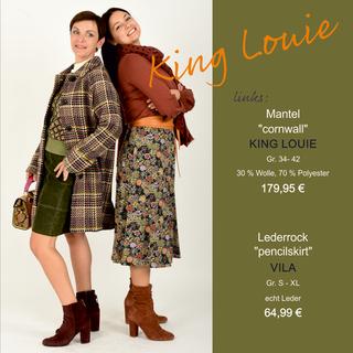 Herbstmode von KING LOUIE
