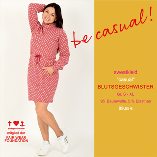 Be casual!