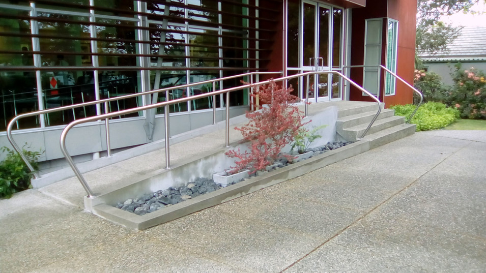Surface Mounted Handrail